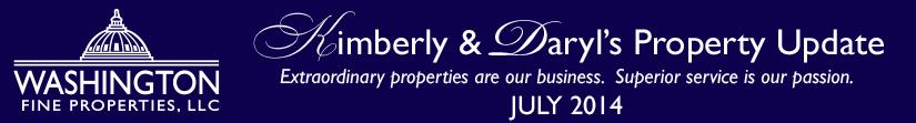 Kimberly & Daryl's Property Update